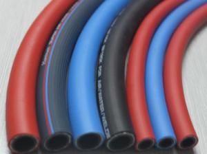 China Pvc rubber air hose/ Pvc flexible high pressure rubbe air hose/  Material pvc reinforced flexible soft air hose on sale