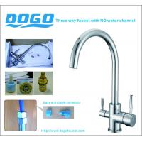 Best selling NSF purifier water taps fitting kitchen sink mixer tap