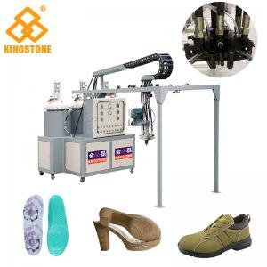 China PU Injection Moulding Machine, Polyurethane Foam MachineFor High Heel Shoes on sale