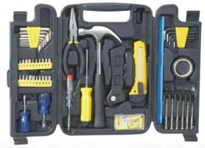 China OEM Roller Tool Box 142PC Hand Plumbing Electrical Complete Tool Box Set on sale
