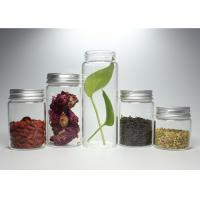 China High Temperature Resistant High Security High Borosilicate Glass Jar on sale