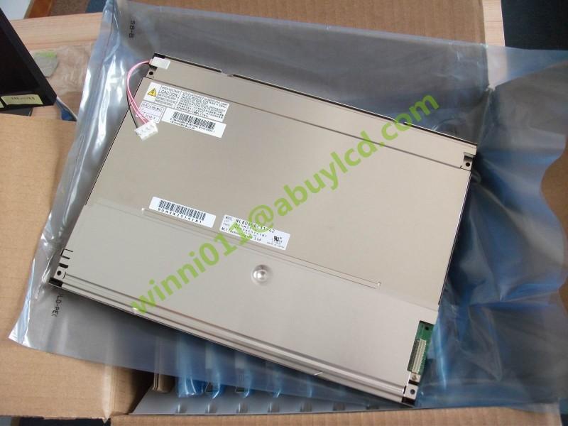 Original 12.1 inch NL8060BC31-17 LCD screen display panel for NEC 800*600