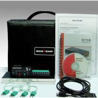 China BESTEMP reflow checker 6 channel temperature profiler Reflow soldering temperature tester on sale