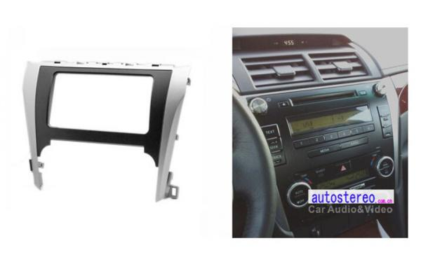 Radio Fascia For Toyota Camry Stereo Install Fit Trim Kit Images