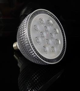 China Cool White / Natural White D121 * H126mm 5500K - 6500K 24W LED Par Bulbs / Lamps on sale