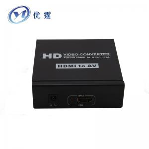 China HDMI to AV converter HDMI AV converter with R/L on sale