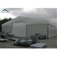 Customzied Shape Aircraft Hangar With Wide Space , Wind Resistant