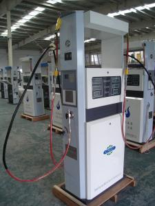 China AC220V CNGDispenser Natural Gas Machinery Easy Operated For Vehicle CNG Cylinder on sale