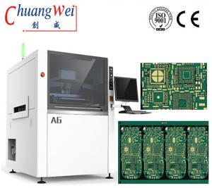 China Automatic CB FPC Solder Paste Printer, FPC Screen Printing Machine on Sale on sale