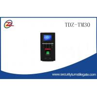 Smart finger impression attendance machine door access control