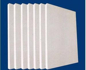 China Aluminosilicate Ceramic Fiber Board on sale