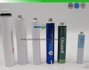 China Waterproof Aluminum Tube Containers , Aluminum Laminated Tube Unbreakable And Lightweight on sale