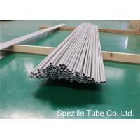 China 35-39 RC Seamless Stainless Steel Tube ASTM A268 TP410 0.89MM - 3.05MM Wall Thickness on sale