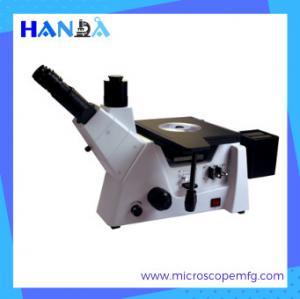 China HANDA metallurgical microscope laboratory Metallurgical Microscope with Industrial Inspection Microscope Optical Instrum on sale