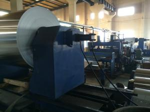 China Steel Strip Colour Coating Line 40m - 150m / min For Galvanised Plate / Common Steel Plate on sale