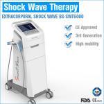 Equipo de la terapia física de la onda expansiva para lesiones del deporte