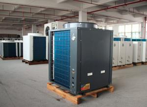 China 10.5 KW heating capacity Air source heat pump for hot water on sale