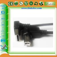 China usb right angle cable on sale