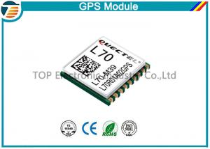 China GPS Receiver Module L70 With Patch Antenna for personal tracking supplier