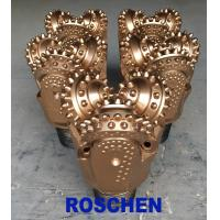 """8 1/2"""" Tricone Rock Roller Bits , TCI Tricone Drilling Bit Oil Well Application"""