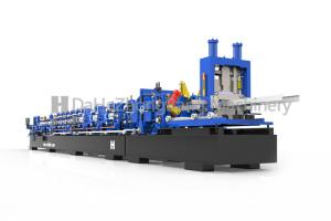China Automatic C/Z Purlin Roll Forming Machine FX450 on sale
