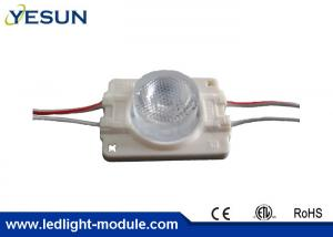 China 12v 3030 Led SMD Module 12 × 56 Degree Angle , 1.44w High Power Led Downlight Module CE ROHS on sale