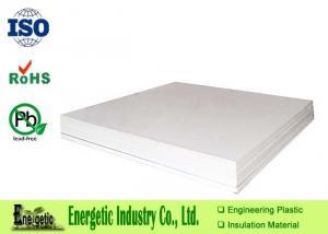 China Molded White PTFE Sheet for Slide Bearings Molded PTFE sheet on sale