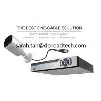 New Product POC & EOC NVR Kit with POC & EOC IP Cameras 720P 960P 1080P BNC Cables