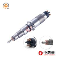 Dongfeng Truck Injector0 445 120 123 car fuel nozzle fits for YuTong KingLong Bus