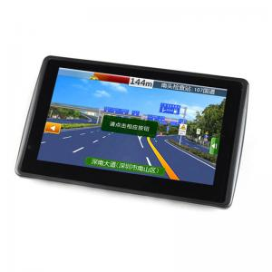 China WIFI SDRAM 512MB Automobile Navigation Systems With 5 Inch Touch Screen on sale