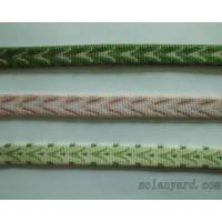 tubular woven lanyard(0032)