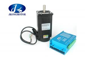 China HSD86  Nema 34 Stepper Motor High Torque 12N.M 6A  , CNC Router Servo Motor Kits on sale