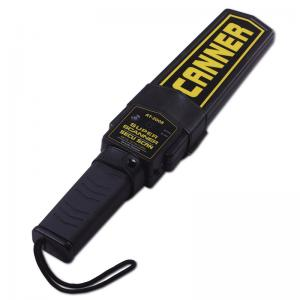 China High Sensitivity supper wand Hand Held Metal Detector Scanner for Airports on sale