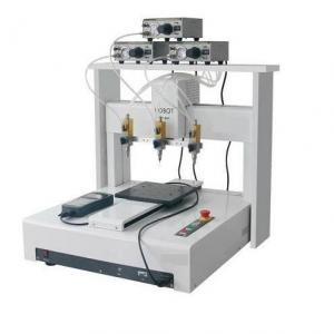 China Cnc Dispenser Machine Speed 0.1-800/350 mm/Axis Glue Dispenser on sale