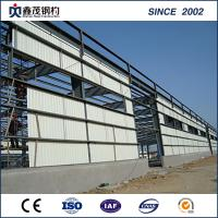 China ISO Certificate Steel Structure House Steel Construction Building with High Rise on sale