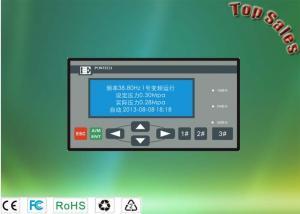 China 3,7 contrôleur de pression de pompe à eau d'affichage à cristaux liquides avec trois la pompe principale PT-L23X-0 on sale
