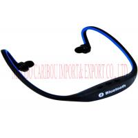 China Waterproof MP3 Bluetooth Headphones , Bone Conduction Headset For Samsung Galaxy on sale