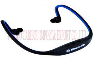 China Waterproof MP3 Bluetooth Headphones , Bone Conduction Headset For Samsung Galaxy on sale