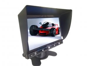 China Bus Monitor Car  TFT LCD  Monitor 7 Inches 12V for Truck on sale