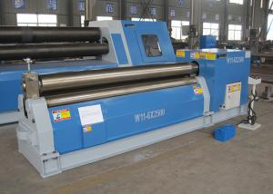 China Automated Hydraulic Rolling Machine Pipe Roller Bender 3600x980x1300mm CE Approval on sale