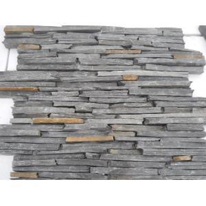 China Pedra preta Venner de /Wall da pedra da cultura/painel de /Wall da pedra de /Venner da pedra cultura da ardósia on sale
