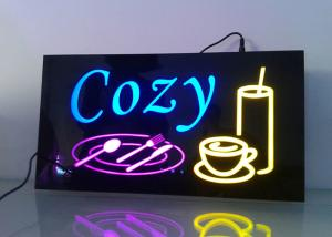 China 2835 SMD LED Neon Signs / Personalized Neon Signs Excellent Weather Resistance on sale
