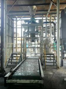 China Bulk Bag Auto Bagging Machines , Automated Bagging Systems For Fly Ash Powder on sale