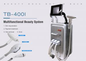 China Nd Yag Laser Tattoo Removal IPL Elight OPT Hair Removal Skin Rejuvenation RF Machine on sale