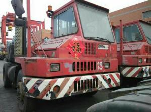 China used tractor kalmar trailer head for sale on sale