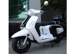 China Cycle Headlight Adult Motor Scooter 150cc With Two Rear View Mirrors Automatic Transmission on sale