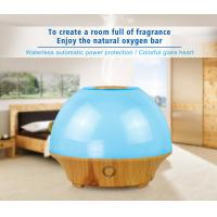 China 2017 New Products 200ML Wooden Aroma Essential Oil Diffuser Aromatherapy Diffuser Humidifier for Home Office on sale