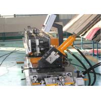 Drywall Stud And Track Roll Forming Machine Suspended Ceiling Main T Grid Light