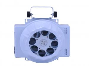 China 8 Eyes 3W LED Effect Light Unlimited Rotation Gobo Light / Stage DJ Lighting on sale
