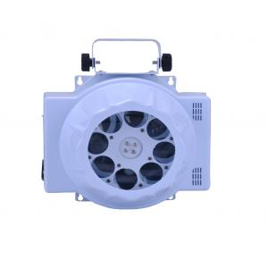 China 8 Eyes 3W LED Effect Light Unlimited Rotation Gobo Light / Stage DJ Lighting on sale